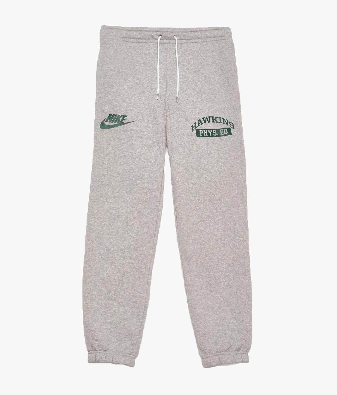 Nike Nike X Stranger Things Dark Grey Sweat Pant