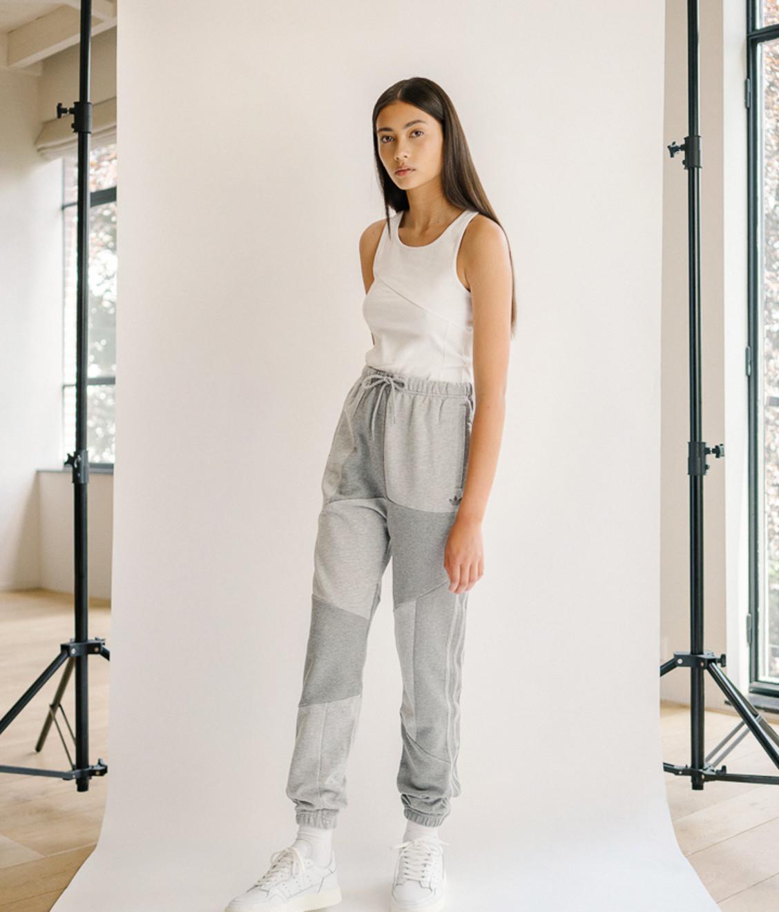 Adidas Adidas x DC Sweatpant Heather Grey