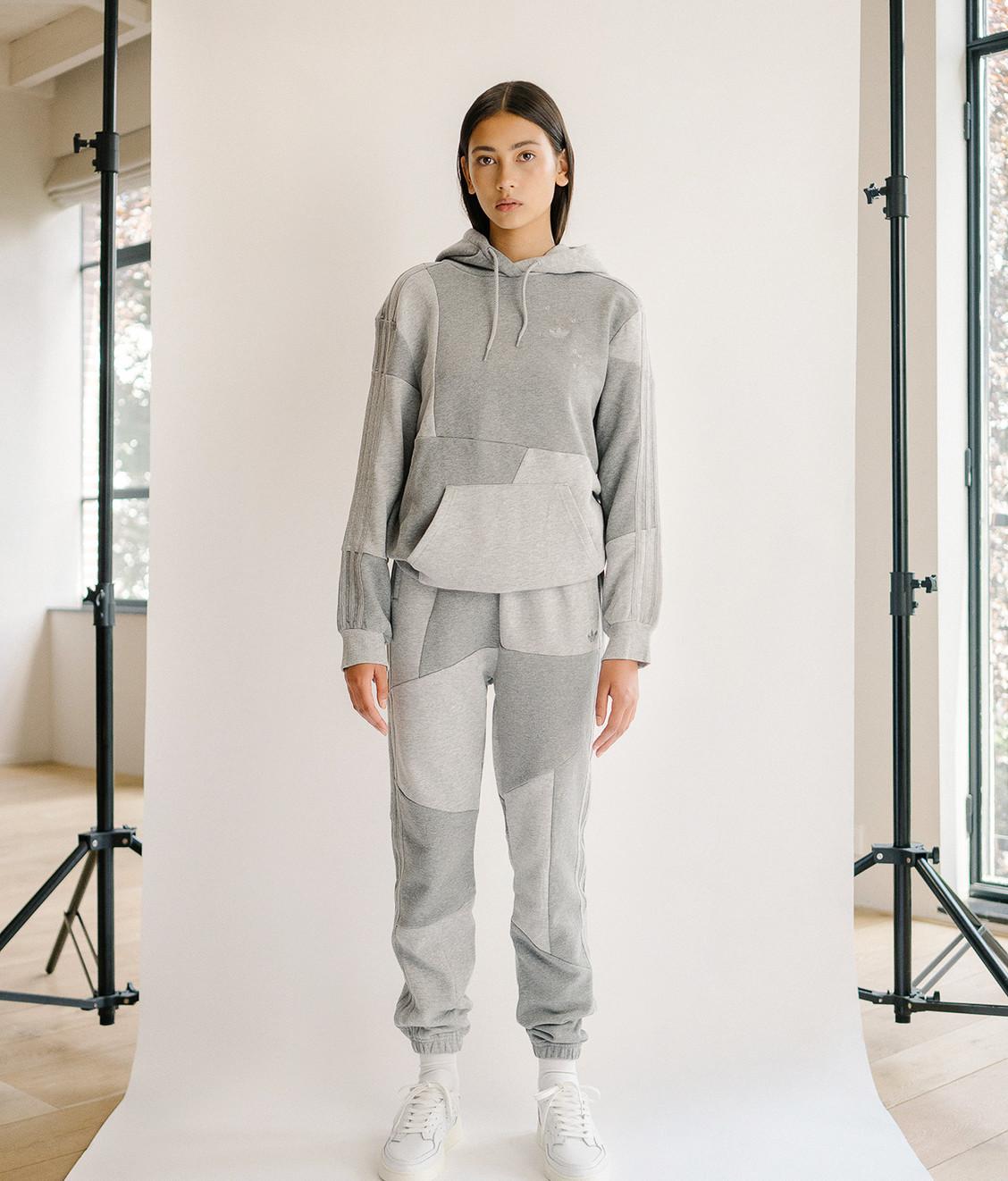 Adidas Adidas x DC Hoodie Grey Heather