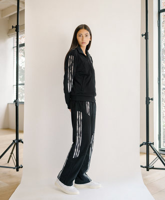 Adidas Adidas x DC Firebird Track Top Black