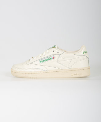 Reebok Reebok Club C 85 TV Chalk Paperwhite Green