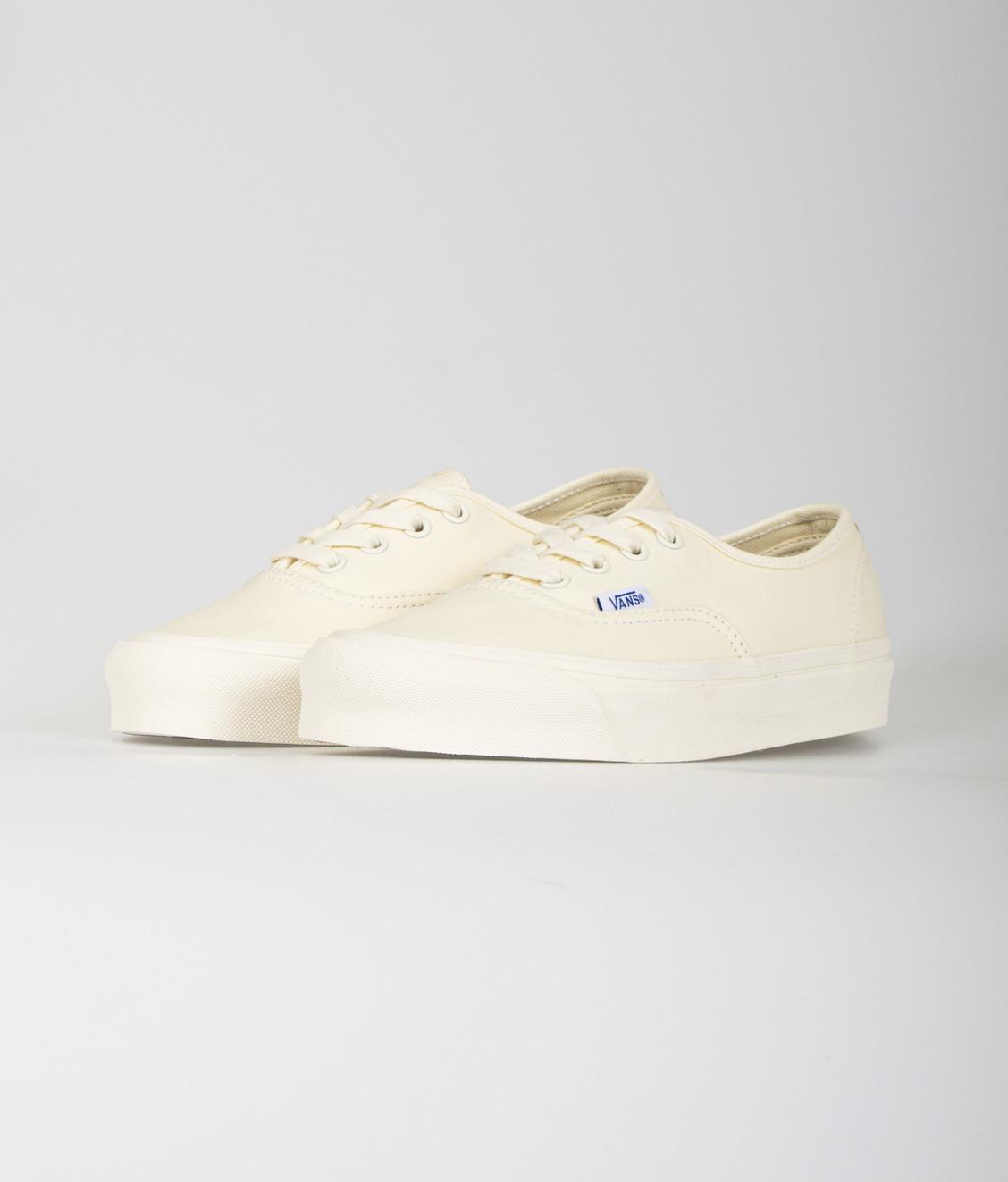 Vans Vans Vault OG Authentic LX White