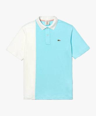 lacoste Lacoste X Golf Wang Polo Mascarpone Blue
