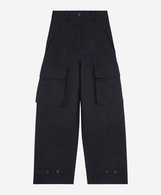 Maison Kitsune Maison Kitsune Army Pants Navy