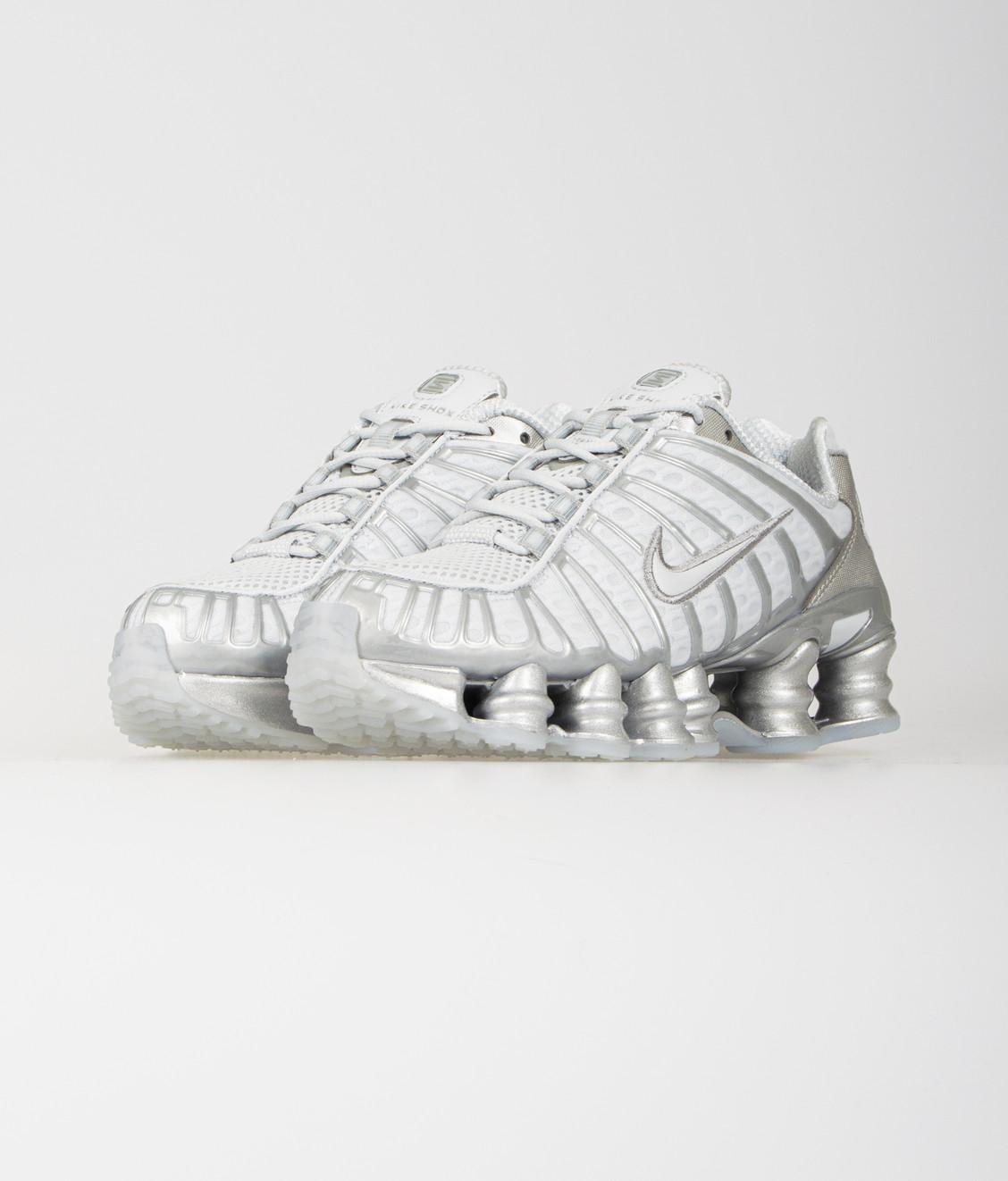 Nike Nike Shox TL Pure Platinum Chrome