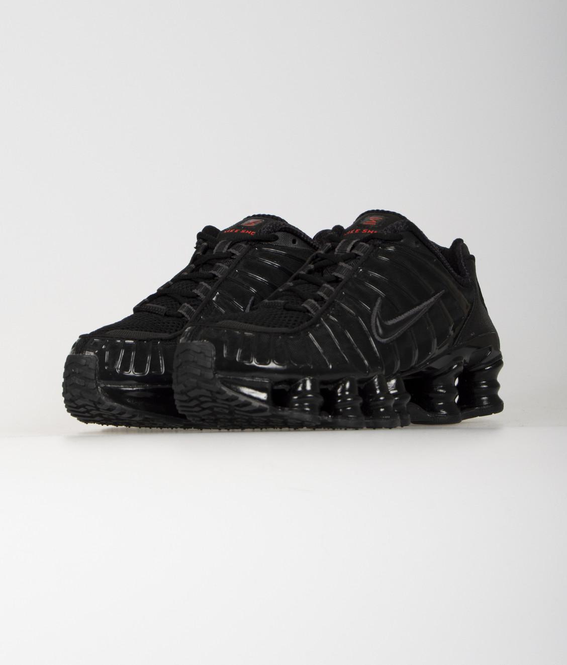 Nike Nike Shox TL Black Metallic Hematite