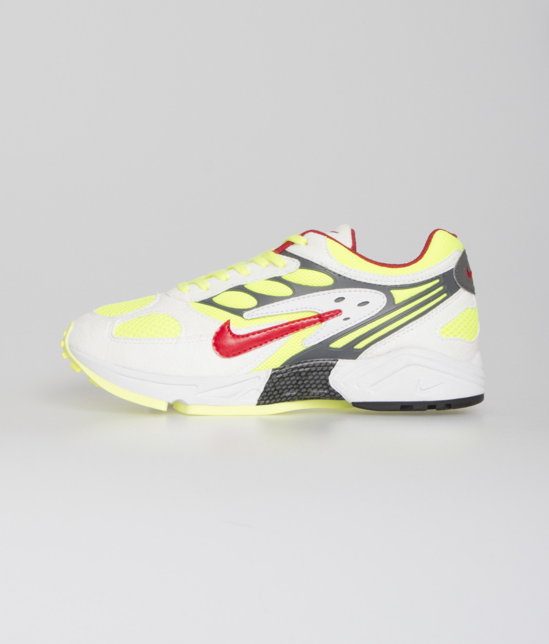 Nike Nike Air Ghost Racer White Neon Yellow