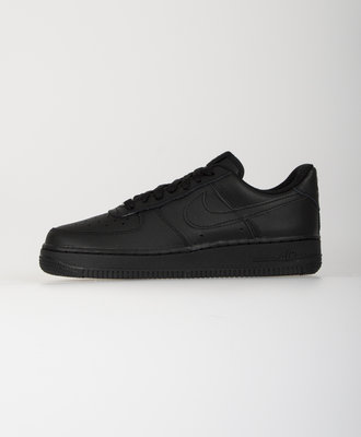 Nike Nike W Air Force 1 07 Black Black