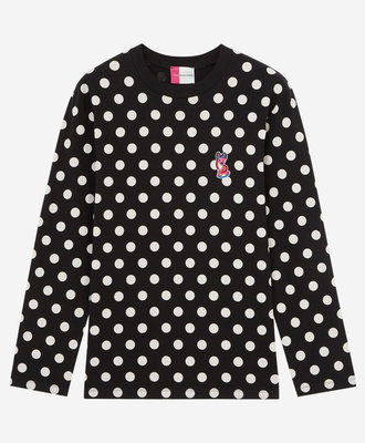 Maison Kitsune Maison Kitsune All-Over Dots Acide Fox