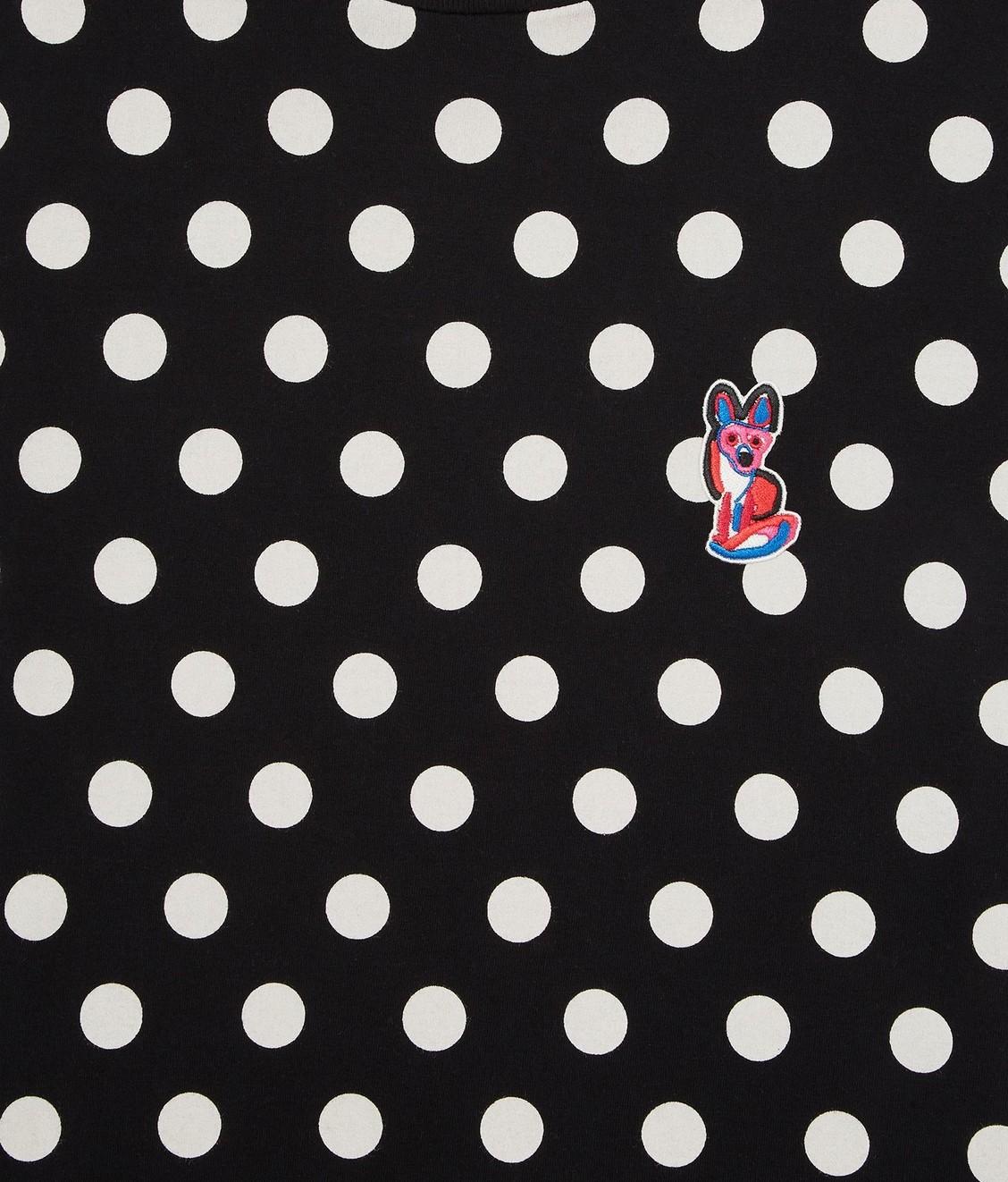 Maison Kitsune Maison Kitsune All-Over Dots Acide Fox
