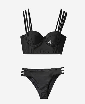 Adidas Adidas X Ji Won Choi Bikini Black FK2295