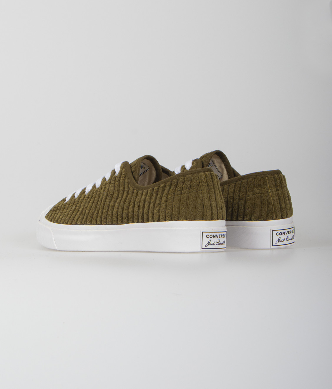 Converse Converse Jack Purcell Corduroy Ox Surplus Olive
