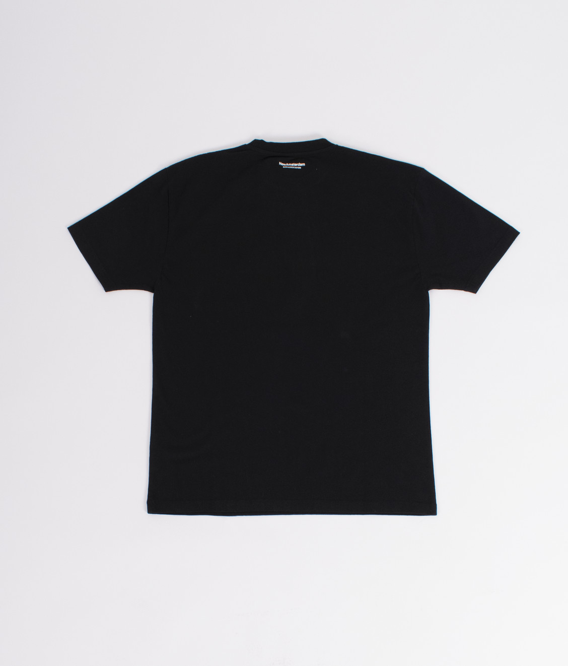 New Amsterdam New Amsterdam Oyster Tee Black