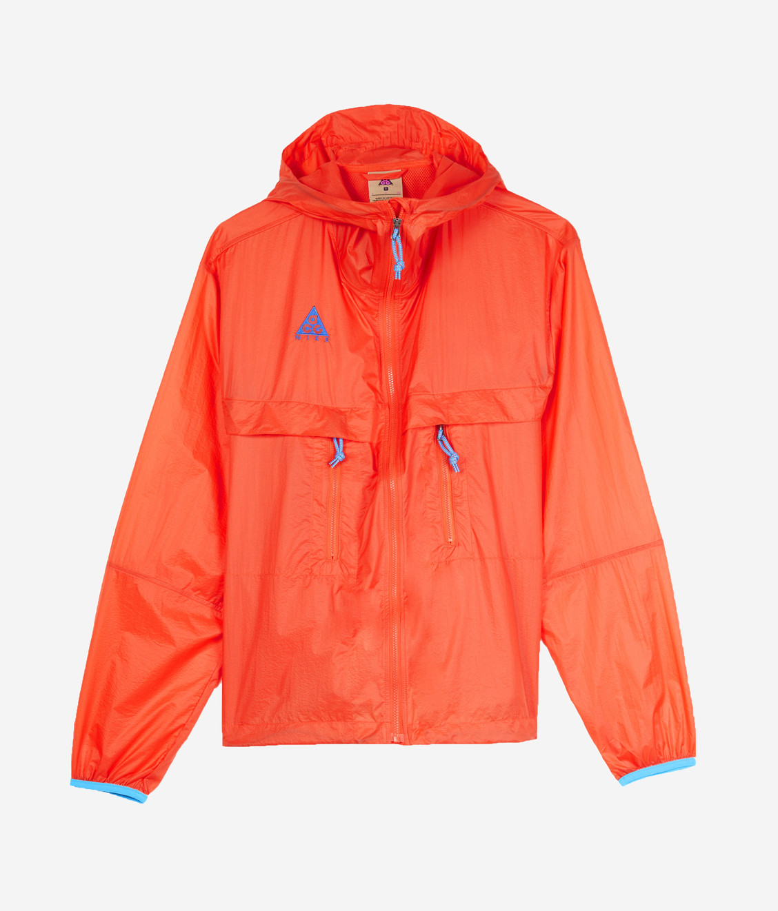 Nike Nike ACG Wind Jacket Habanero Red