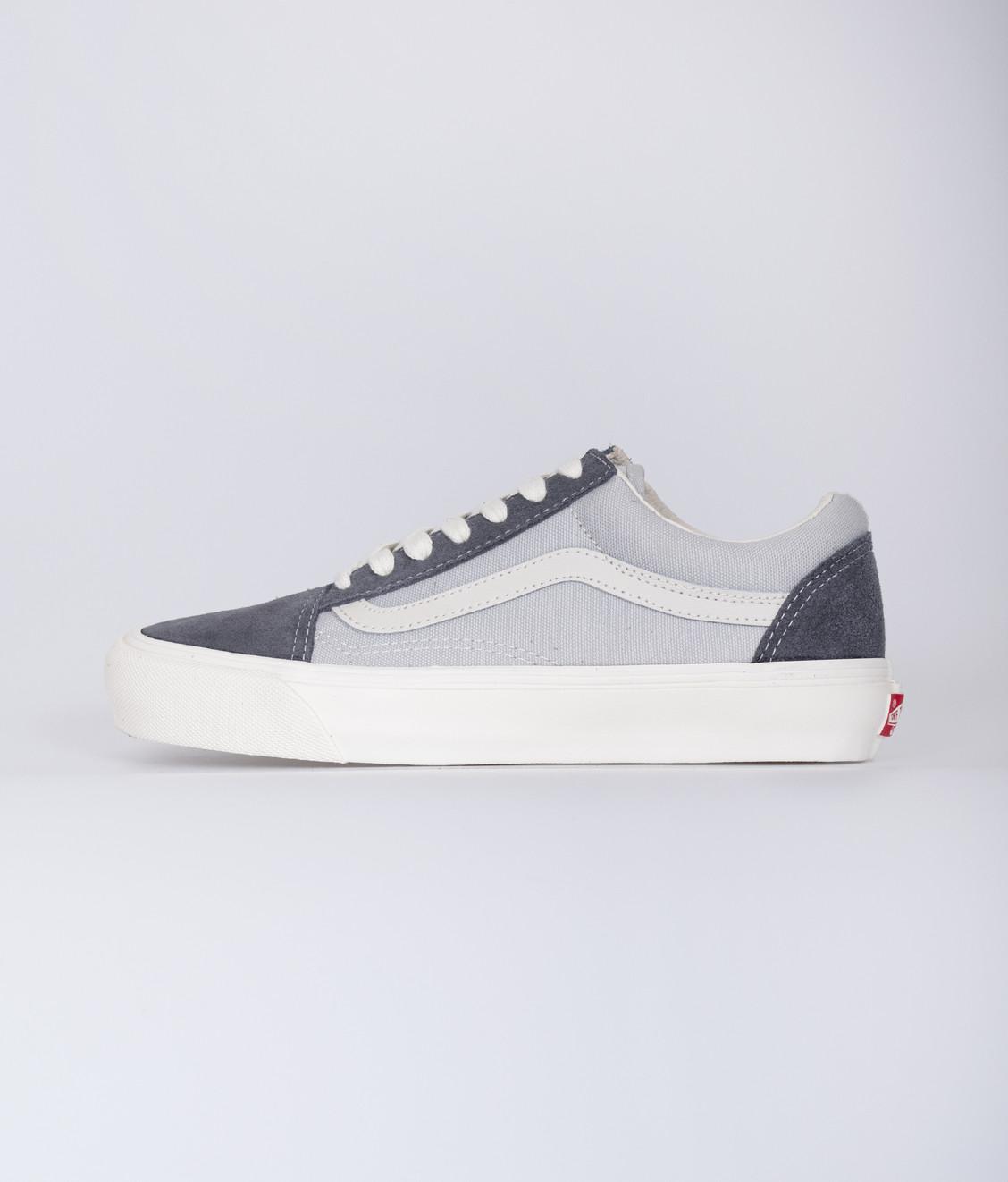 Vans Vault Old Skool OG LX Light Grey Maha Amsterdam