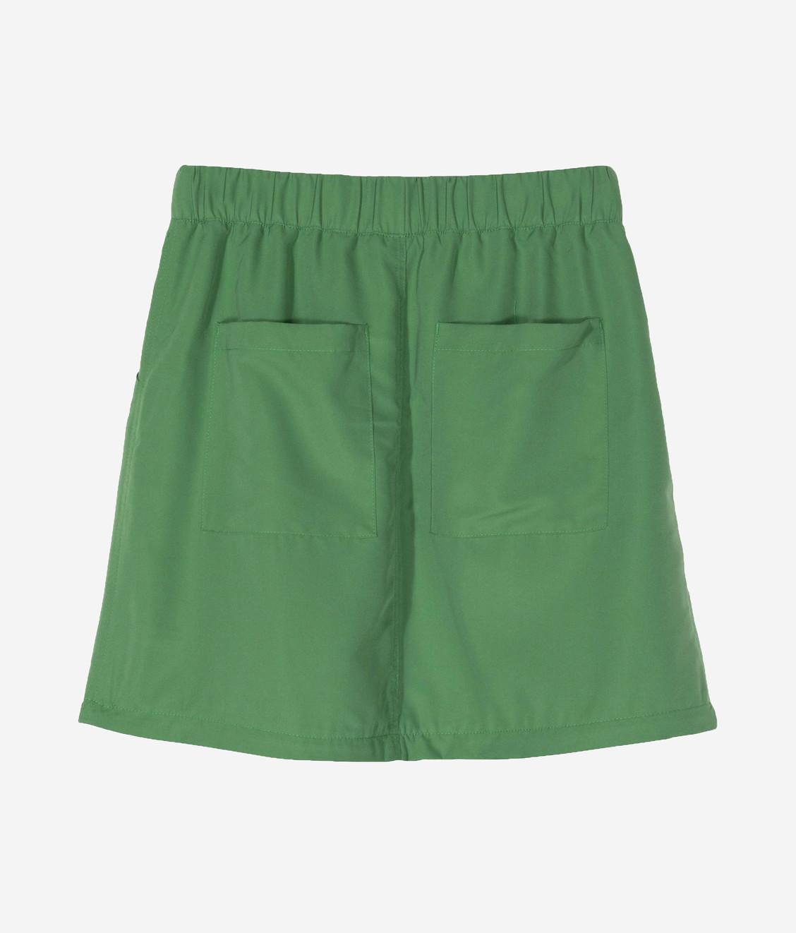 Stussy Stussy Range Zip Off Skirt Green