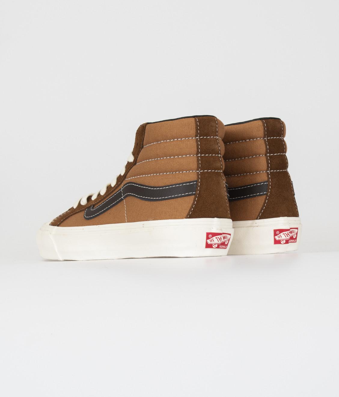 Vans Vans Vault Style 138 LX Coffee Bean Brown