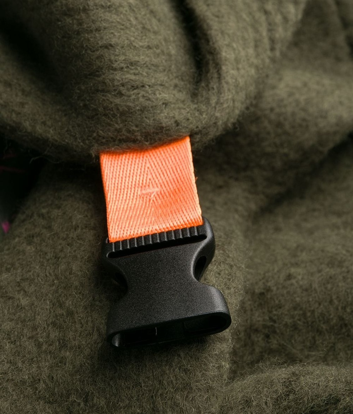 NEUL Neul Webbing Belt Long Coat