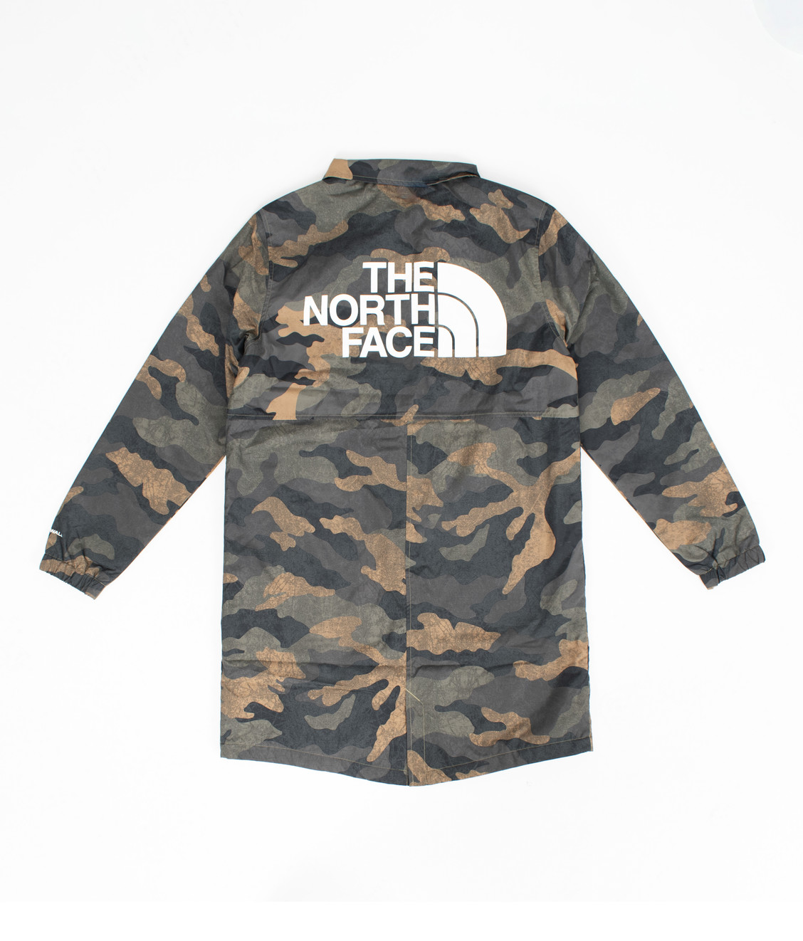 The North Face Copy of The North Face Coach Jacket Khaki