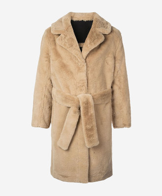 Opening Ceremony Opening Ceremony Reversible Faux Fur Coat