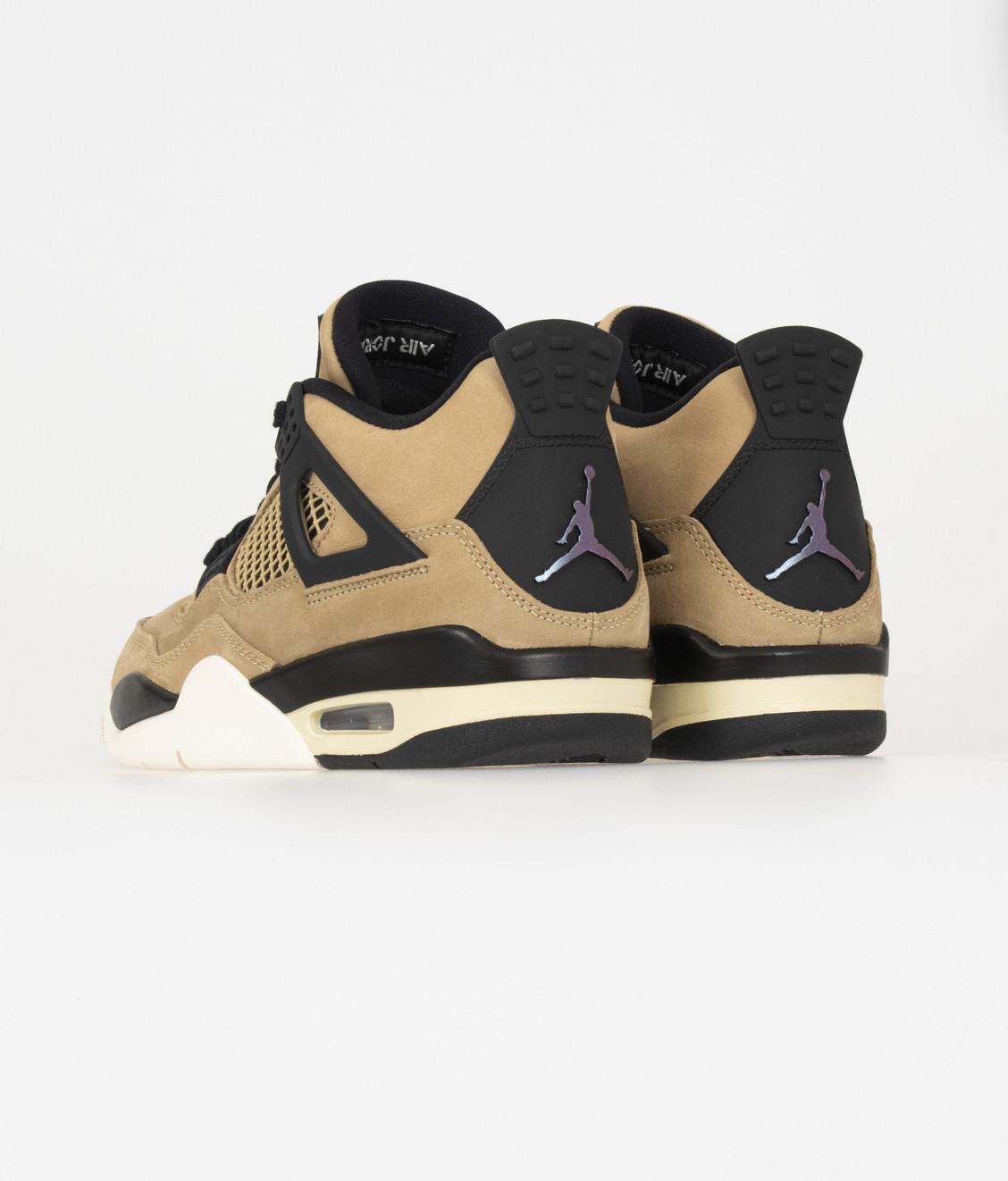 Nike Air Jordan 4 Mushroom