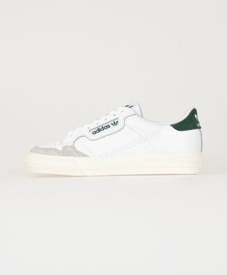Adidas Adidas Continental Vulc White Green