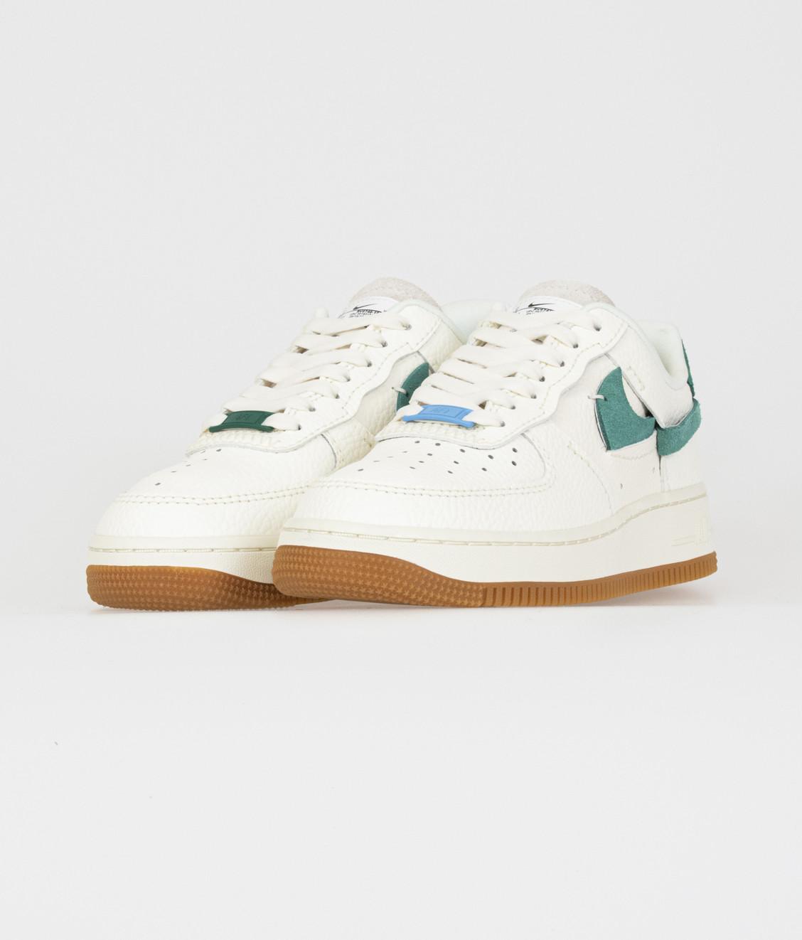 Nike Nike W Air Force 1 07 LXX Mystic Green/Light Blue