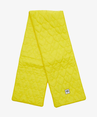 Opening Ceremony Opening Ceremony Quilted Scarf Fluorescent Yellow