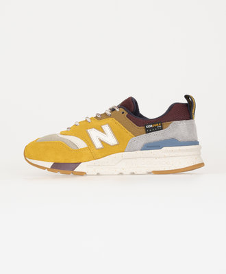 New Balance 997 HXE Yellow Red