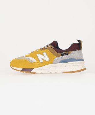 New Balance New Balance 997 HXE Yellow Red