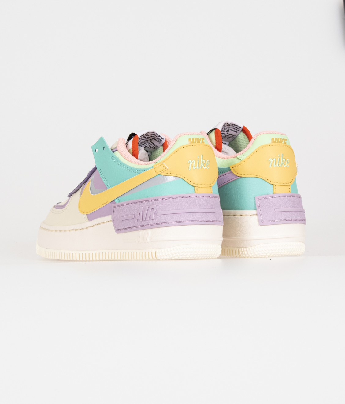 Nike Nike Air Force 1 Shadow Pale Ivory Celestial Gold