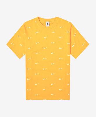 Nike Nike All Over Swoosh Tee Orange