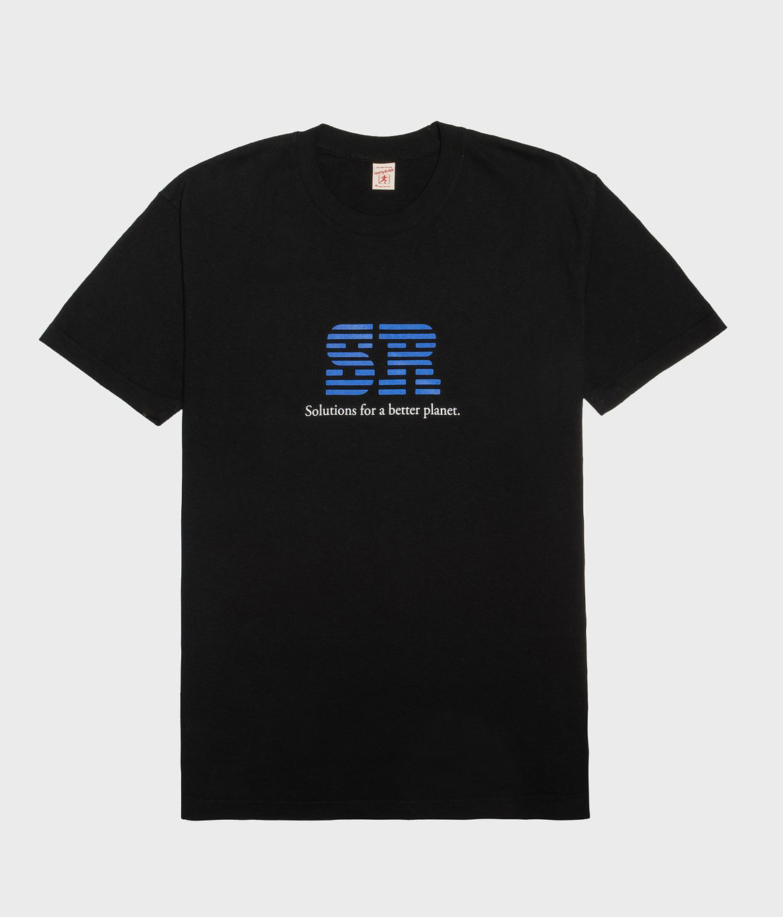Sporty and Rich Sporty and Rich Better Planet Tee Black