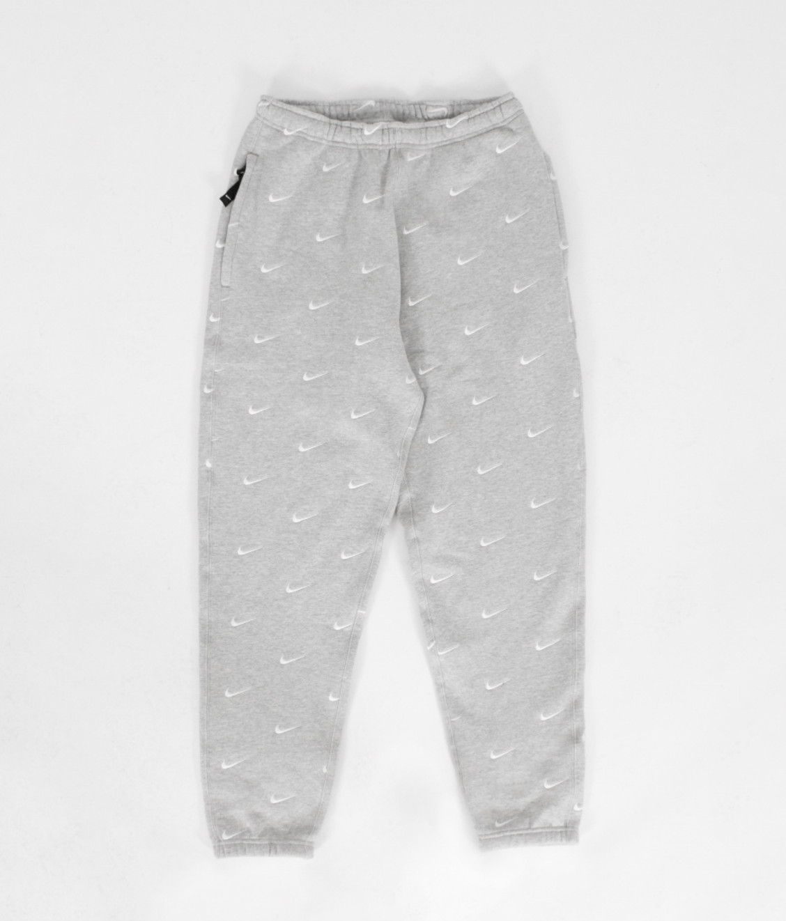 Nike Nike NRG All Over Swoosh Sweat Pants Grey