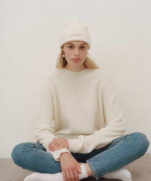 Harmony Harmony X Emily Winston Knit Cream
