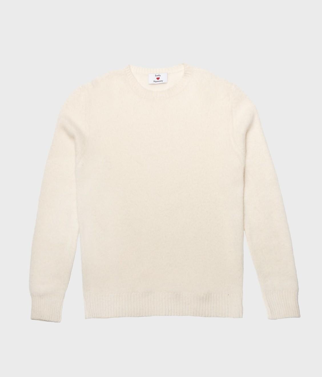 Harmony X Emily Winston Knit Cream