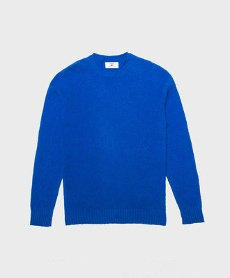 Harmony X Emily Winston Knit Ocean Blue