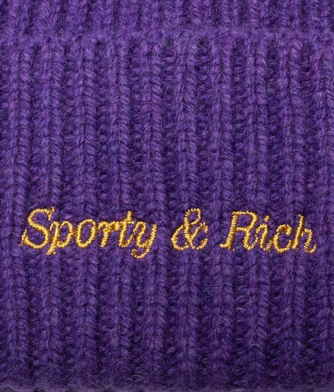 Harmony X Emily Wayne Beanie Purple