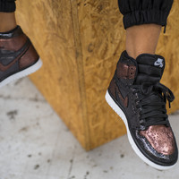 Maha presents: The Air Jordan 1 Fearless with Naomi Tamaëla