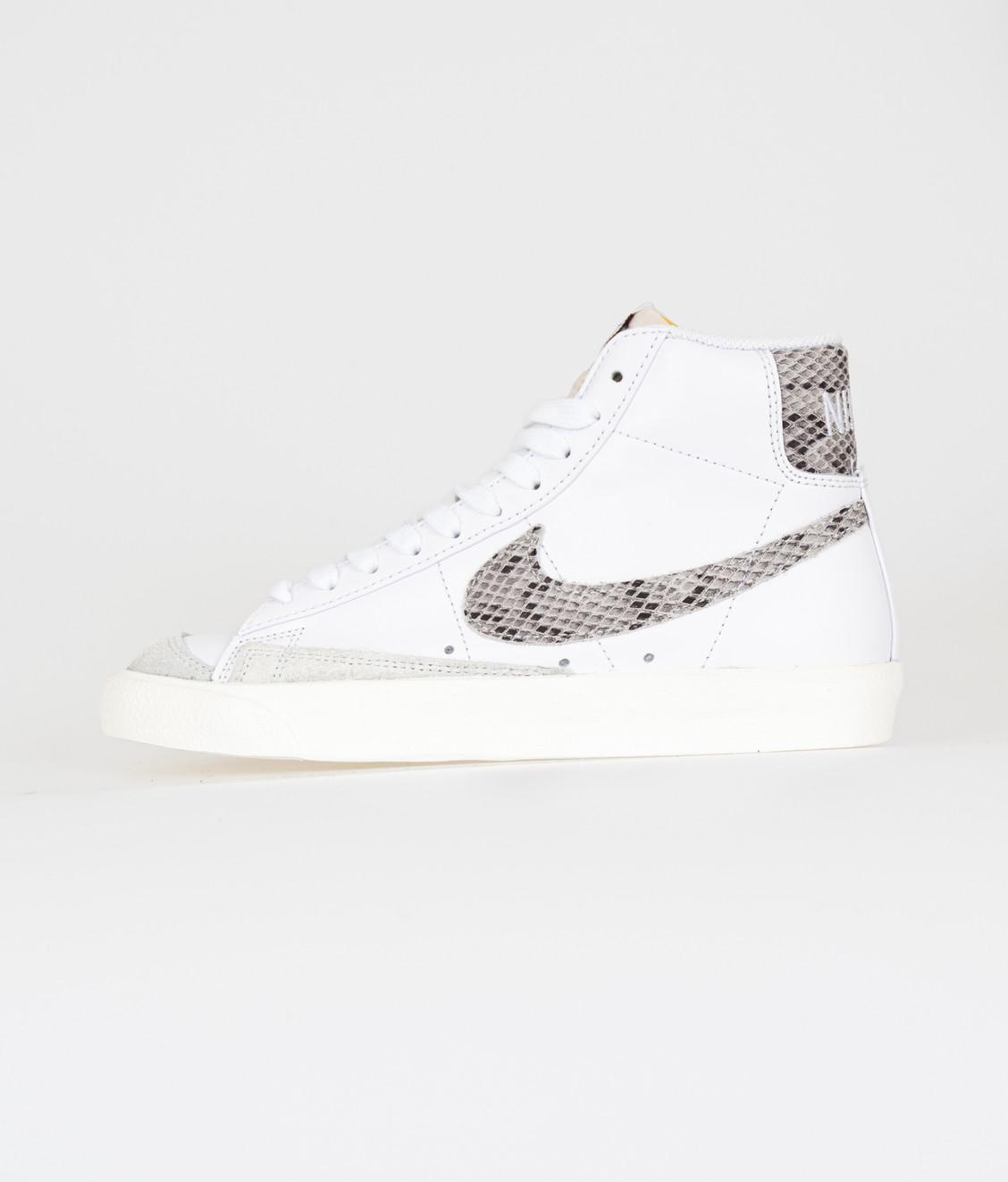 Nike Nike Blazer Mid 77 Vintage White Snake