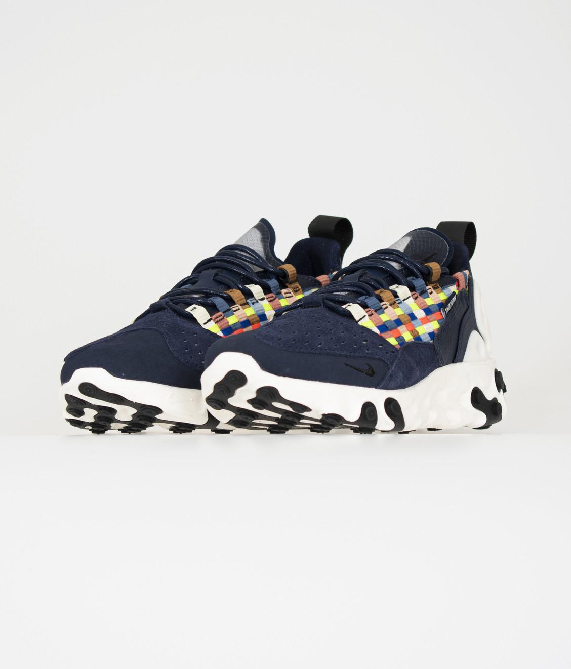 Nike Nike React Sertu Blackened Blue Multicolor