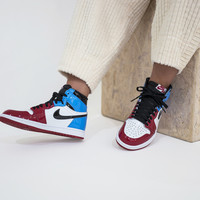 Maha presents: the Air Jordan 1 Fearless Patent with Dewi Grootenboer