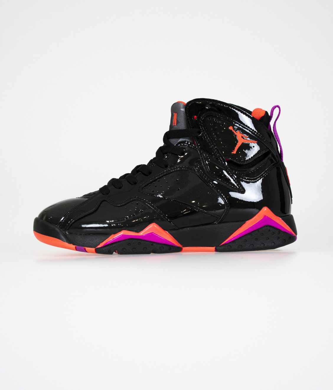 Nike Air Jordan 7 W Retro Black/Bright Crimson