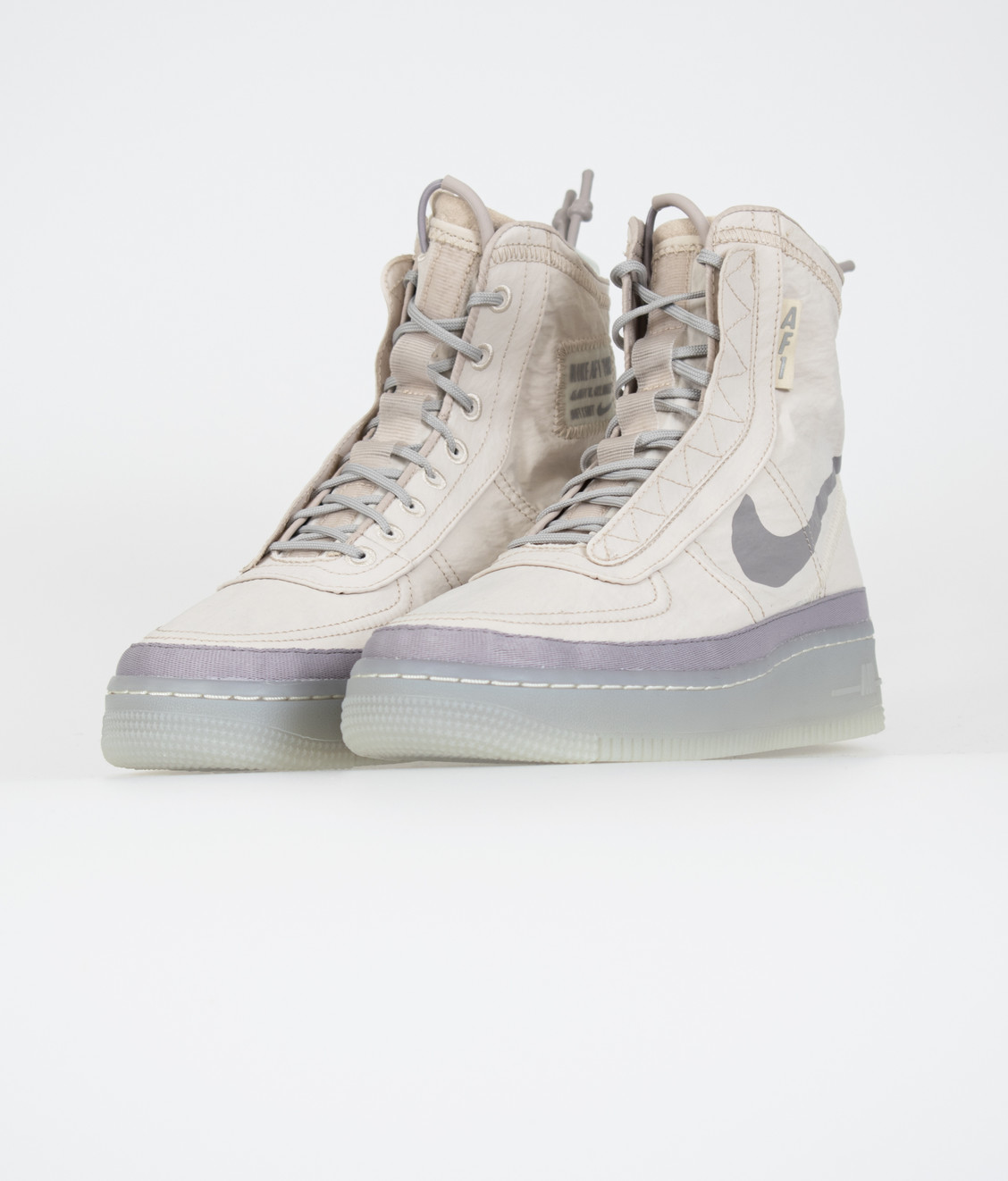 Nike Nike Air Force 1 W Shell Desert Sand