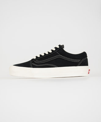 Vans Vans OG Old Skool Lx Nubuck Leather Black