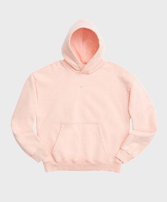 Nike Nike X Olivia Kim Hoodie Bleached Coral Pink