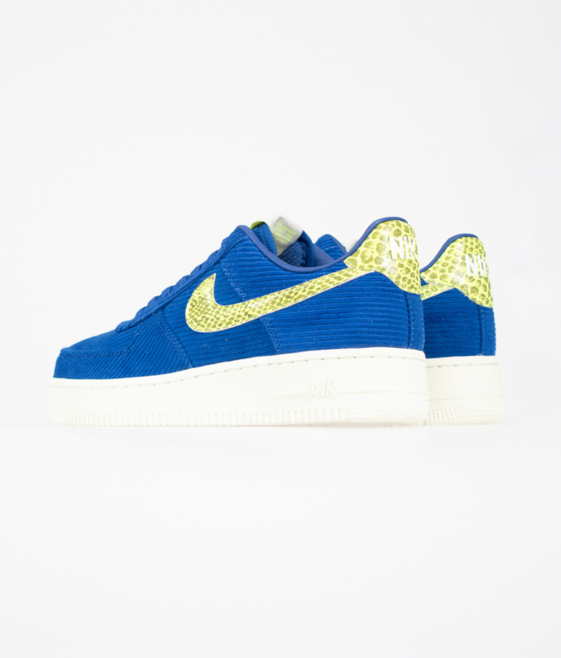 Nike Nike X Olivia Kim Air Force 1 '07 Hyper Blue Corduroy