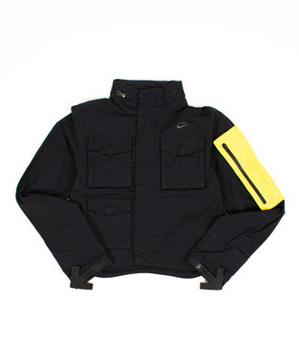 Nike Nike x Off White NRG Jacket Black Yellow