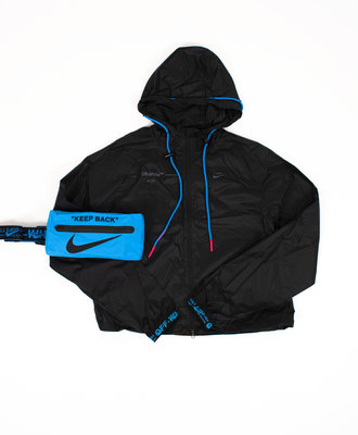 Nike Nike x Off White NRG Jacket Black