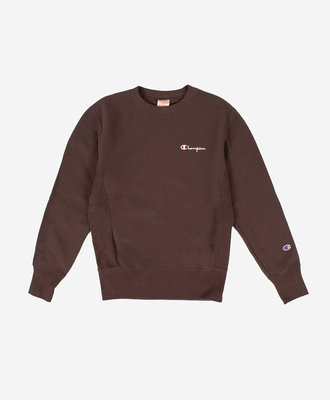 Champion Champion Crewneck Sweatshirt Brown